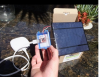6V 1W 166mA Mini Solar Panel Photovoltaic Panel