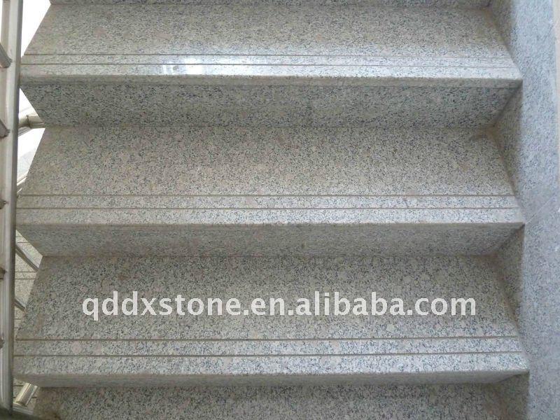M s barato gris granito escalones antideslizantes granito for Granito barato precio
