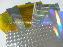Holographic Metallized Paper for gift packing