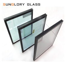 vacuum insulating glass window