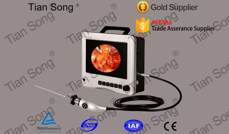 HD CMOS video endoscopy camera for Ureteroscope Resectoscope