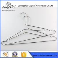 Beautiful Decorative Design metal wire Cheap Scalable Metal Clothes Hanger