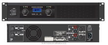 2016 HPA Professional 2U Power Amplifier with Integrated DSP Processing E7I