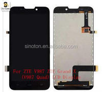 New LCD Display and Touch Screen Digitizer Assembly TP For ZTE V987 ZTE Grand X (V987 Quad)