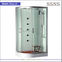 Enclosed Home Steam Shower Enclosure (Pairs-H)