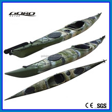 newest polyethylene ocean kayaking boat wholesale