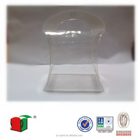 PVC clear nature's gift boxes and packaging