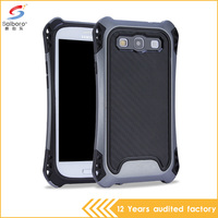 Flip view smartphone case for samsung galaxy s3 shockproof colorful