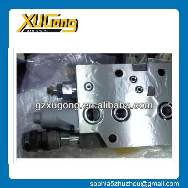 PC200-7 high pressure control valves for komatsu