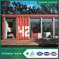 2016 New Launched Smart and luxury sleep box modern container house for home