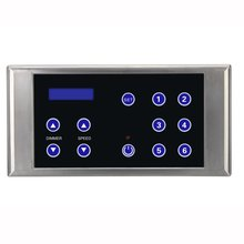 128CH Wall Mounted Panel Controller Lighting Control DMX512 Programming Controller Night Club / Home Theater