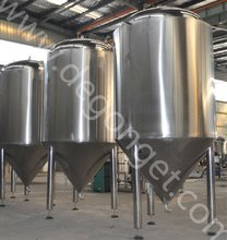 beer equipment for the dairy used