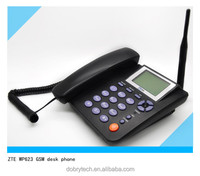 Brand new ZTE WP623 GSM fixed wireless terminal sim card cordless phone 900/1800MHZ Wholesale