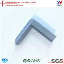 OEM ODM ISO ROHS SGS certified glass window rubber seal strip glass edge strip