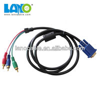 Super! Fashion blue scan hd15p svga/vga cable