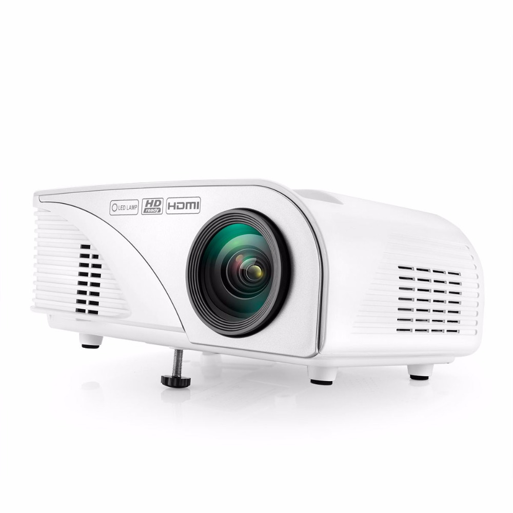 NEW Product G8005B wholesale support 1080P LCD pico best small video portable projectors for home outdoor