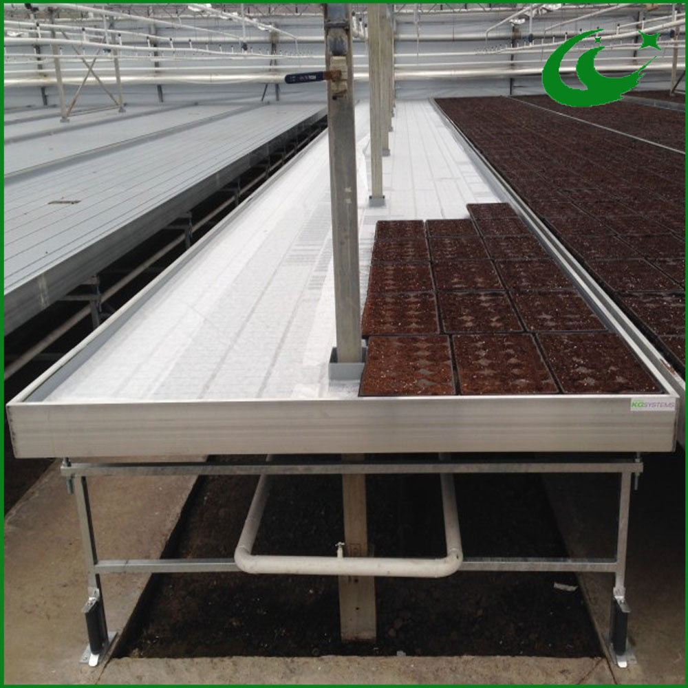 Hydroponic Viagrow Complete Ebb and Flow table System