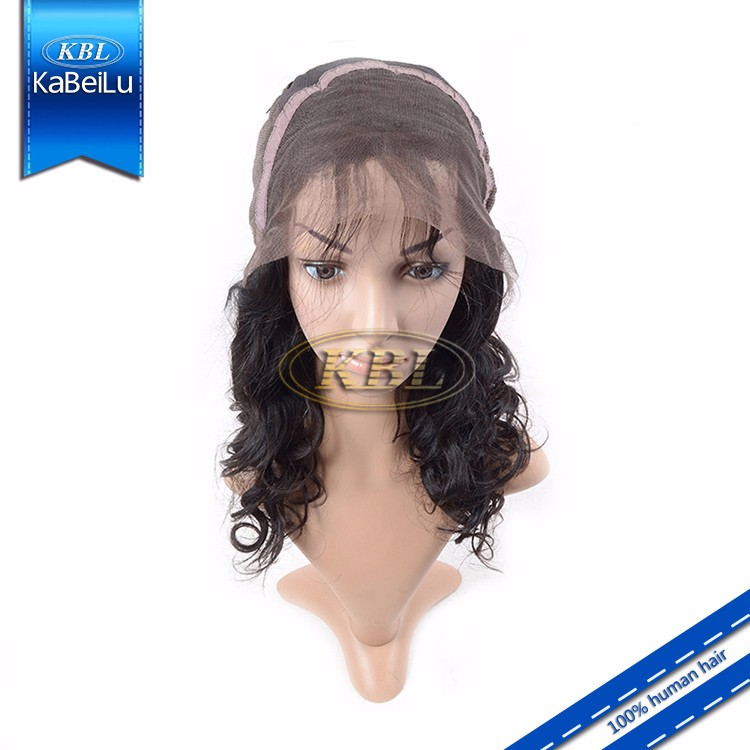 KBL-Perfect Lady white short hair wig