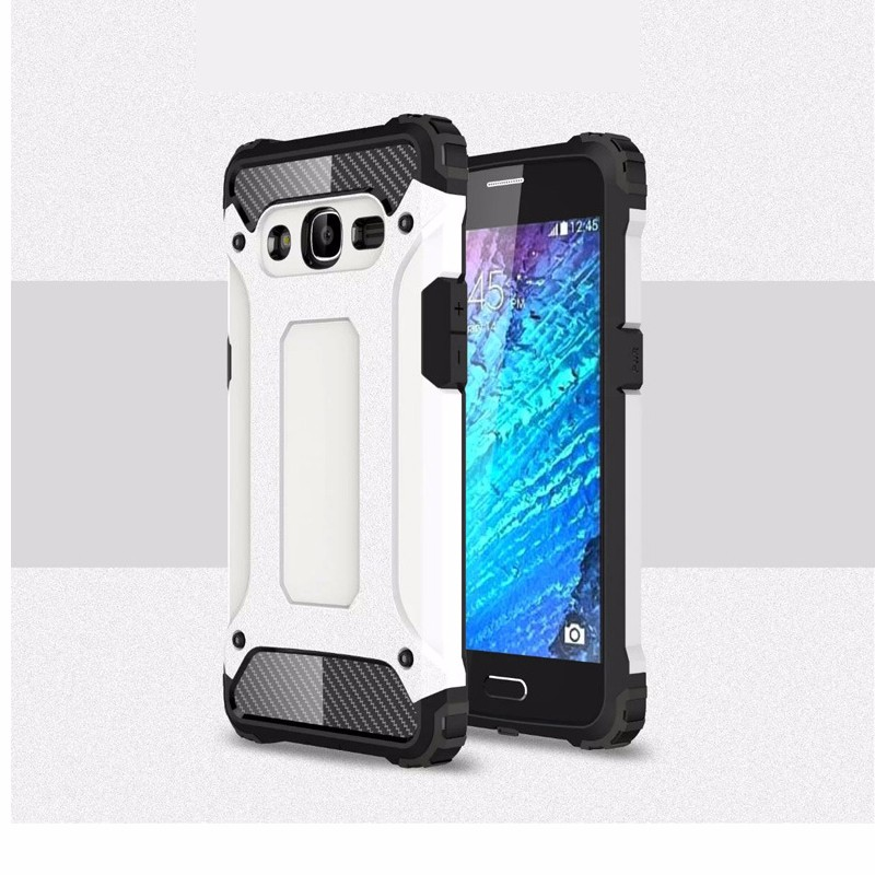 Shockproof tough slim armor phone case for Samsung Galaxy j7 2016