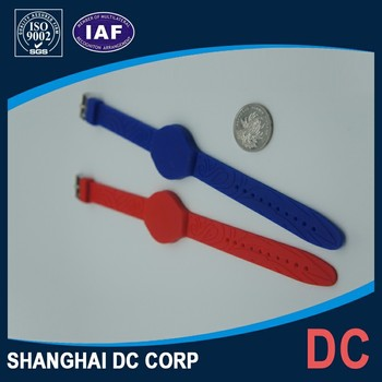 Best Selling Reprogrammable Rfid Wristbands for Parties