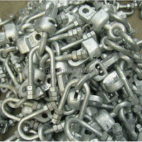 Electrical Equipment Link Fitting Socket Clevis