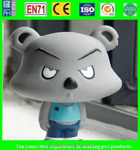 creative vinyl toys design manufacturer, vinyl toy for collection, vinyl customized toy