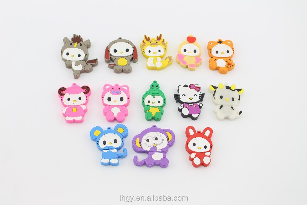 2015 The Chinese animal zodiac usb flash drive