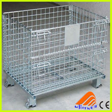 CE Certificate china supplier beautiful zinc containers , pigeons cages, dog cage