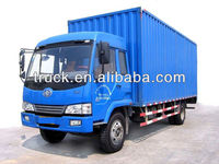 foton 5-10 ton box van,mobile food van,mobile van