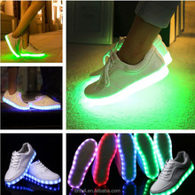 Unisex Sportswear LED Light Adult Shoes