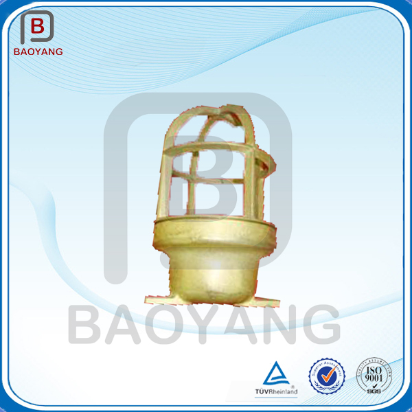China manufactures high precision sand casting copper product