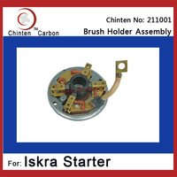 Iskra electrical carbon brush holder - brush size 5x12x11
