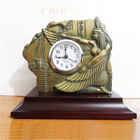 European Retro Home Decorations Fashion Gifts Bracket Clock
