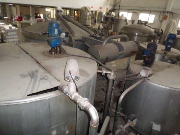 TONG GENG CONE DYEING MACHINE