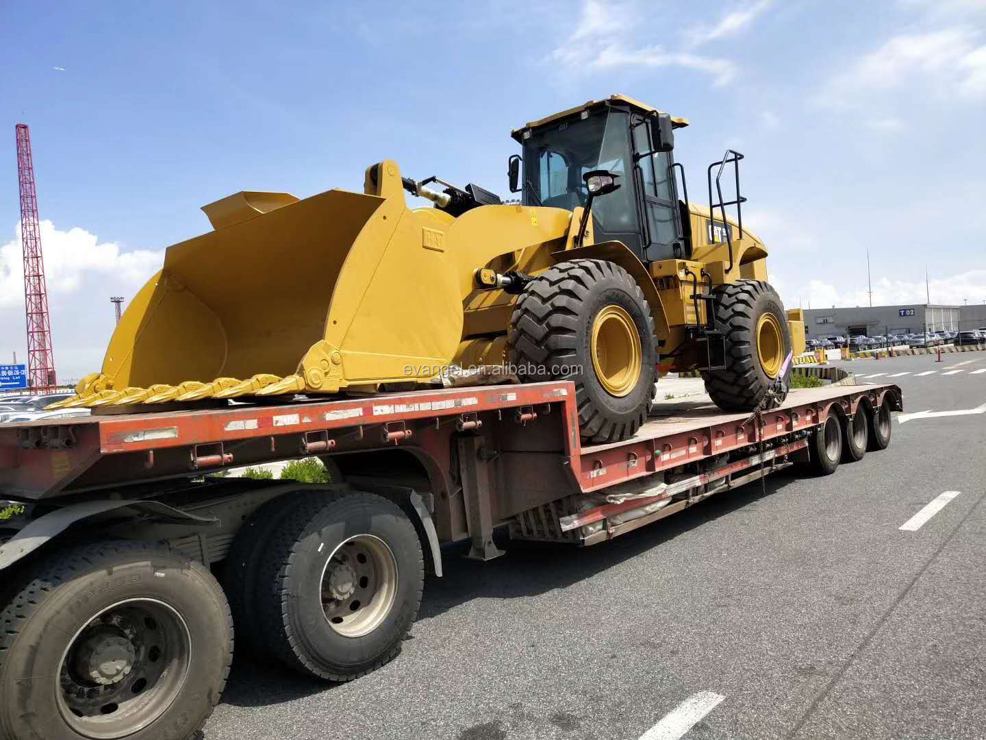 Best Price  5 ton Wheel Loader 950GC loader in stock