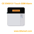 wired flash siren with smart alarm system X6