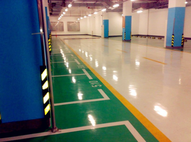 Maydos 2K Solvent Free Dust Proof ESD Paint Self Leveling Anti Static Epoxy Floor Coating/Guangdong Paint supplier