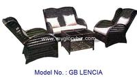 Indoor Rattan Sofa, Living Sofa, Rattan Furniture Malaysia