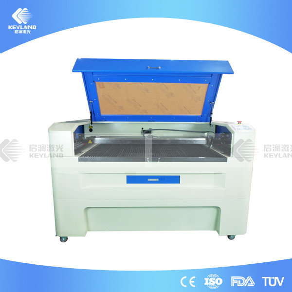 China KEYLAND Dual Double Head Laser Cutting Engraving Machine Price Good