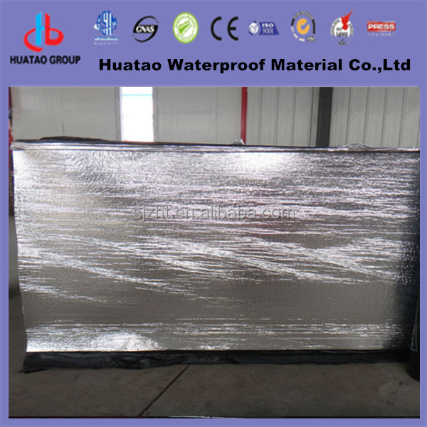 3mm 4mm SBS modified asphalt waterproof membrane flat roofing