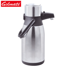 LFGB/FDA/EN12545 Stainless steel Insulated Japanese thermos Vacuum Airpot 2L 2.2L 2.5L 3.0L