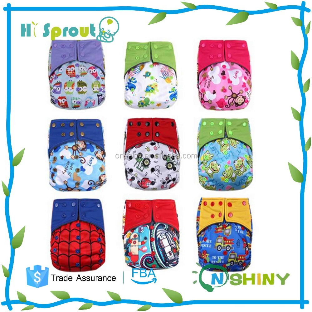 Hot Sale One Size Baby Cloth Diaper Baby Diaper newborn cloth diaper