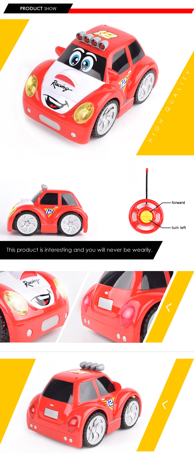 alibaba china market design your own toy car with remote control function