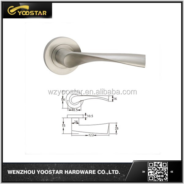 China/Wenzhou high quality stainless steel door handle