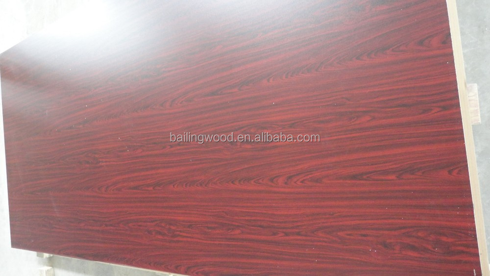 cheap price 9mm/11mm/17mm/18mm melamine faced particle board/chipboard with good quality