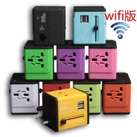WiFi usb mobile phone chargers wholesale hot selling mobile phone accessories with UK Wifi travel plug