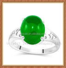 Handmade sterling silver ring jewelry wholesale gemstone jewelry