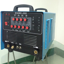 inverter welding machine WSME 200 ac dc inverter tig