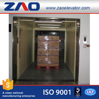 Machine Room-Less Building Lift Elevators Freight/Goods/Cargo Lift