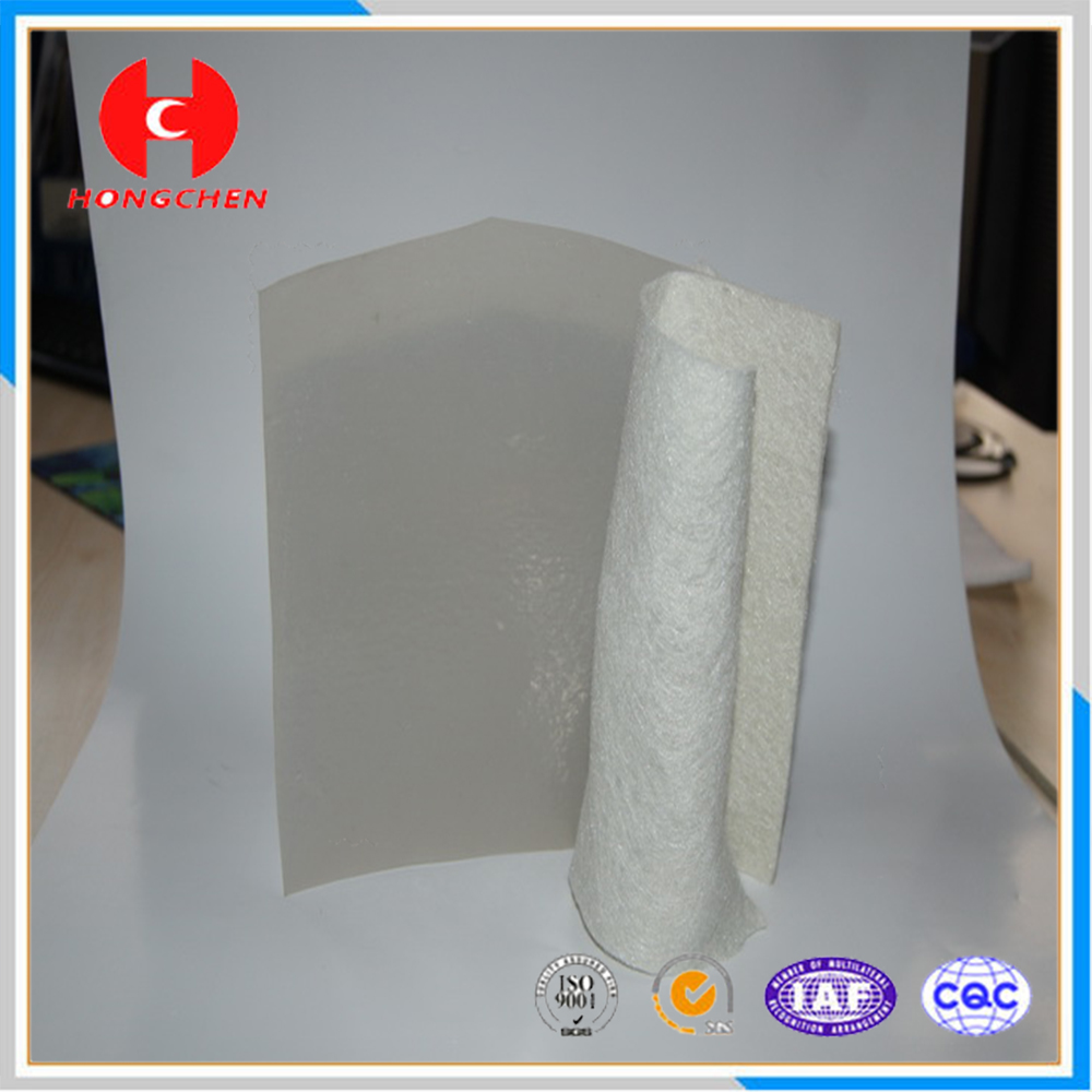 Non Woven Geotextile Impermeable Composite Geomembrane With Cheap Price